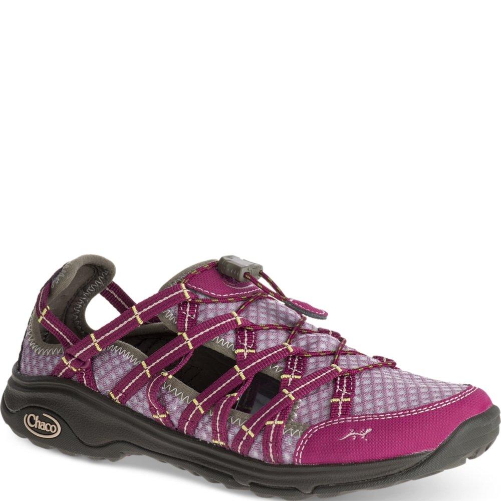 Chaco Women's Outcross Evo Free Sport Water Shoe B014K677NW 10 B(M) US|Malbec