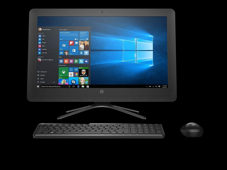 HP 22-b252il 21.45-inch All-in-One Desktop (7th Gen Intel
