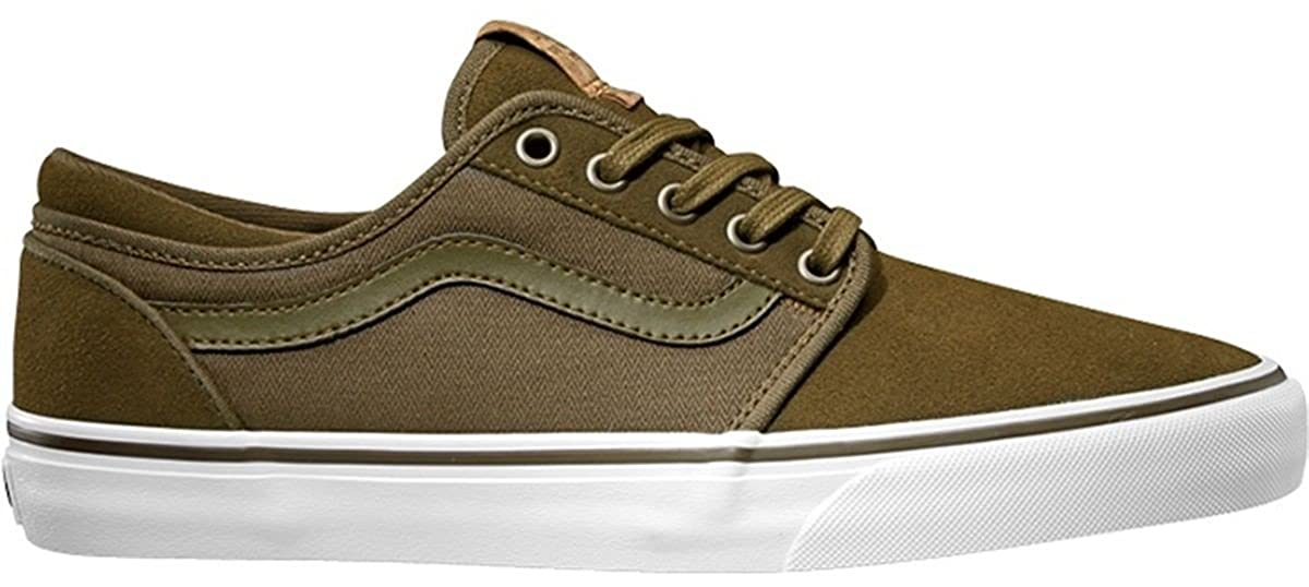 7a2ad2931c Vans Trig LXVI Cork Dark Olive Green Size  9 UK  Amazon.co.uk  Shoes   Bags