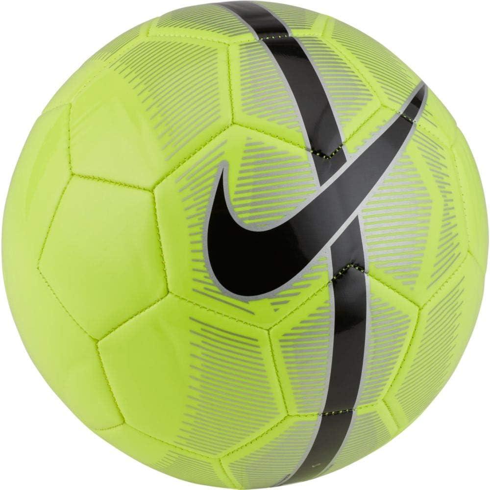 Nike Mercurial Fade – Balón de fútbol, Todo el año, Color Volt ...