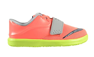 best service 0dc10 06f93 Image Unavailable. Image not available for. Colour  Nike KD VII 35K Degrees  (TD) Baby Toddlers Shoes Bright Mango Space Blue