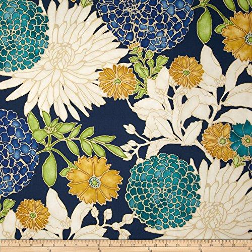 Richloom Fabrics Richloom St. Moritz Carribbean Twill, ()