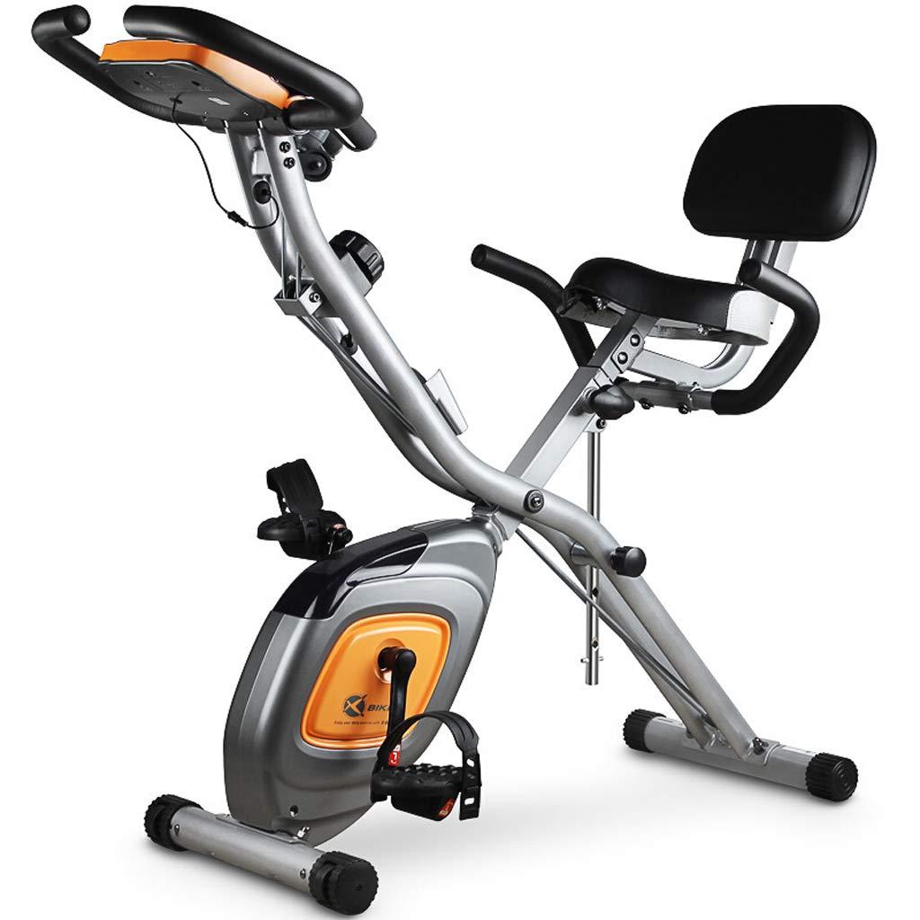 RY Heim stillen magnetischen Heimtrainer Faltbare Fitnessgeräte