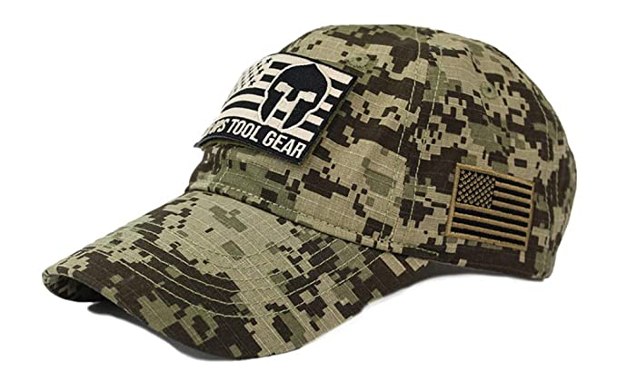 Special Operations Tool Gear Tactical Patch Hat (Spec Ops Tool Gear Patch  Included) ( b1f00ee905d