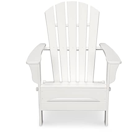 Stupendous Amazon Com Poly Wooda St Croix Patio Adirondack Chair Bralicious Painted Fabric Chair Ideas Braliciousco