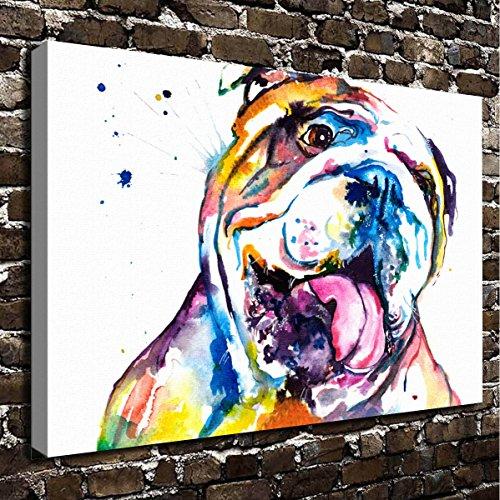 bulldog art - 7