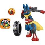 Takara Tomy Pokemon Mega ring Mega sinker figure Special Set