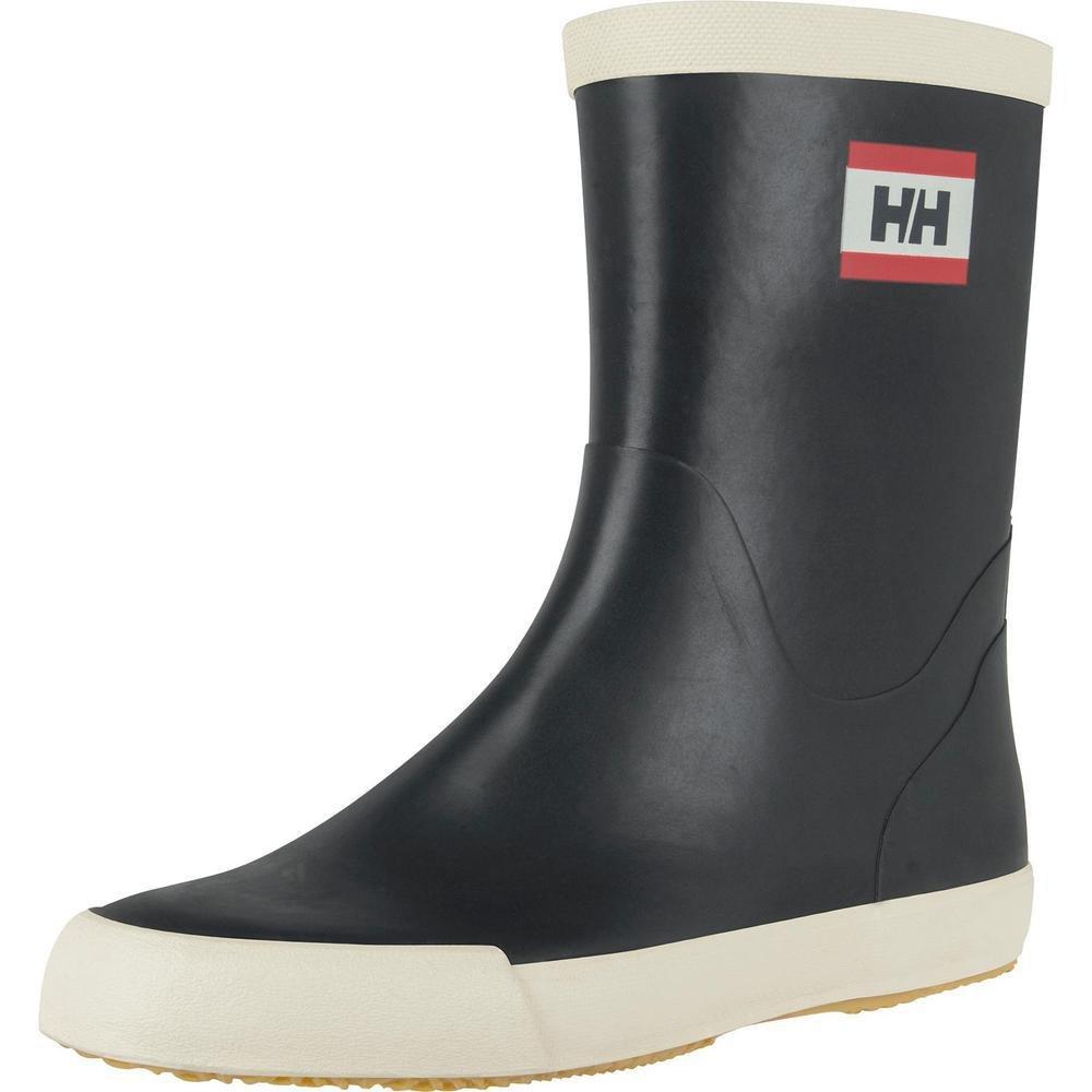 Helly Hansen Herren Mehrfarbig Nordvik Gummistiefel Mehrfarbig Herren (Navy/Offwhite/Red/L 597) 966587