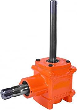Zapfwellengetriebe Traktor Zapfwelle Traktoren Getriebe Winkelgetriebe Agrar Getriebe f/ür D/üngerstreuer Zapfwellenantrieb