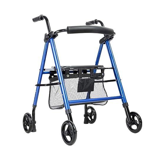 Qucasyl Drive Medical Dúo Doble función de Transporte de Ruedas ...