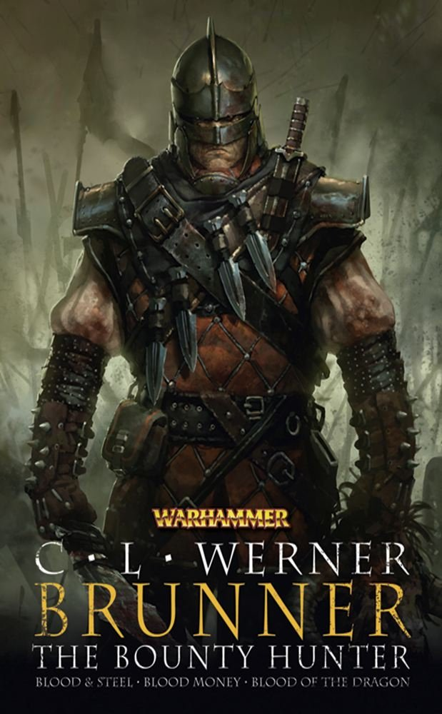 warhammer book series in order