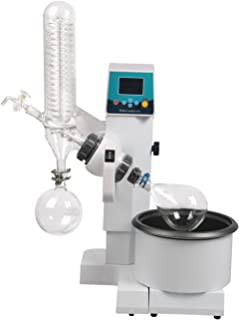 lab1st 2L Lab Rotary Evaporator with Motor Lift 0-150rpm,0-180℃