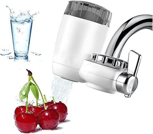 Filtro de Agua Grifo, Sistema de purificador de agua Faucet con 7 ...