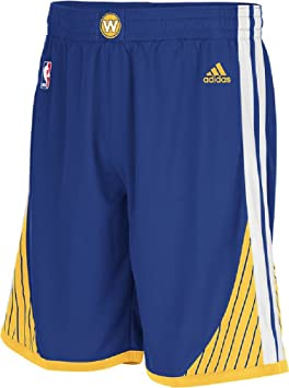 Golden State Warriors Youth Blue Swingman Replica Basketball Shorts by  Adidas (XL-18-20) 8c03fe511