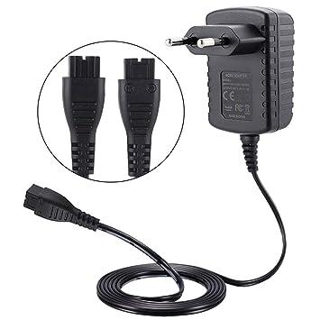 SoulBay 5.4V Cargador para Panasonic Afeitadora Eléctrica ...
