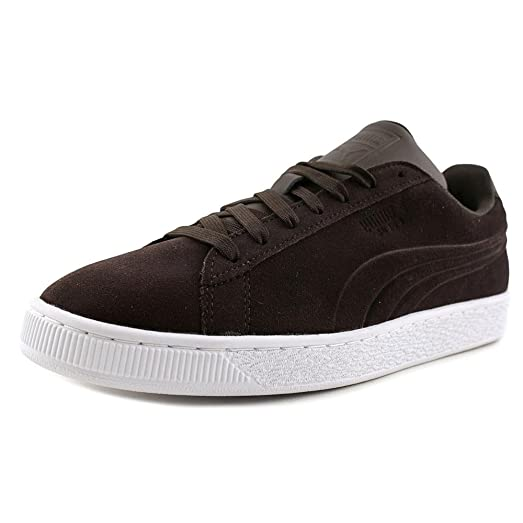 puma suede classic embossed sneakers