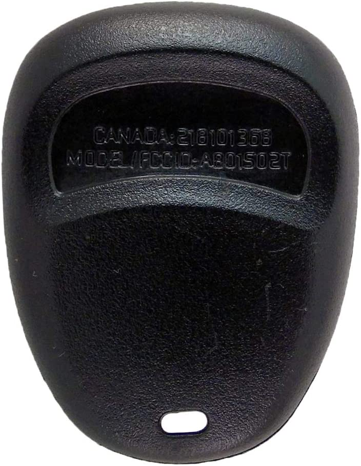 3-button Replacement Case for GM Remotes with FCC ID ABO1502T Only