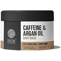 Skin Elements Caffeine & Argan Hairfall Control Mask, 200 ml