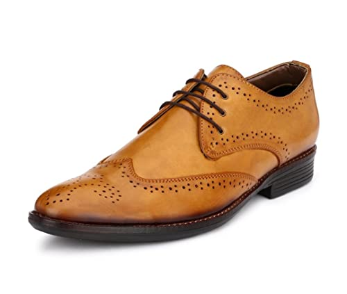 8214648da0f7 Genuine Patent Leather Shoes Mens Dress Shoes Oxford Shoes Men Brogue  Wing-Tip Lace Up