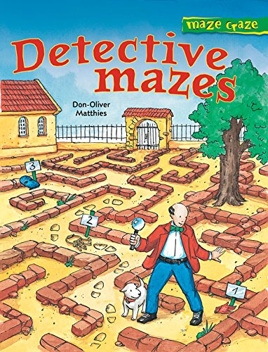 Maze Craze: Detective