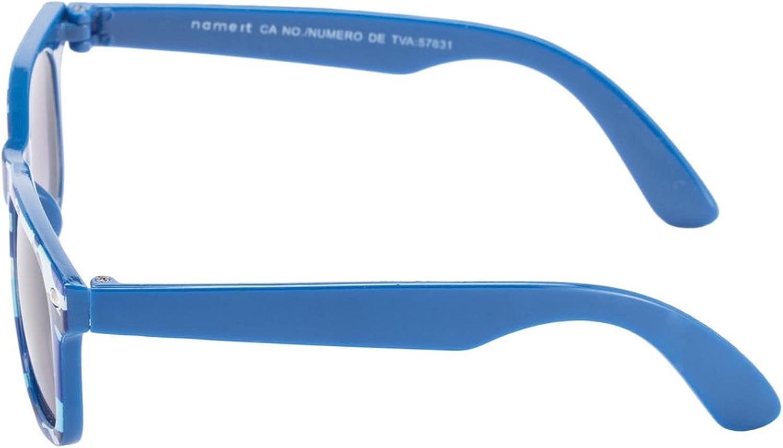 NAME IT mini Jungen Sonnenbrille UV400 bis ca 6 Jahre