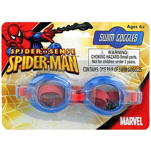 Spider-Man Swim Googles