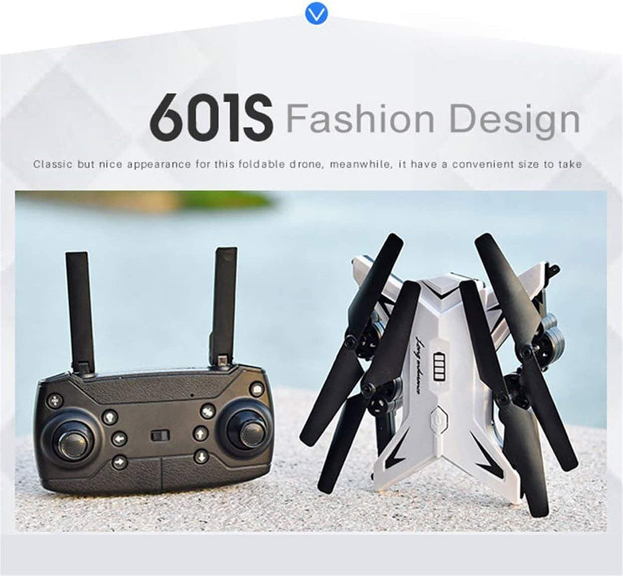 one-Button Return Gravity Sense,Quadcopter Speed Adjustment 20 Minutes Play Time Three Batteies Version Drones Toys with Gravity Sense Headless Mode RC Drones,Aircraft