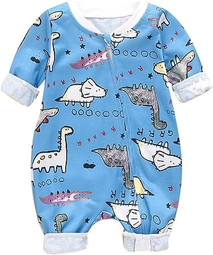 Lanhui Newborn Clothes Baby Infant Boy Girl Bodysuit Romper Jumpsuit Outfit