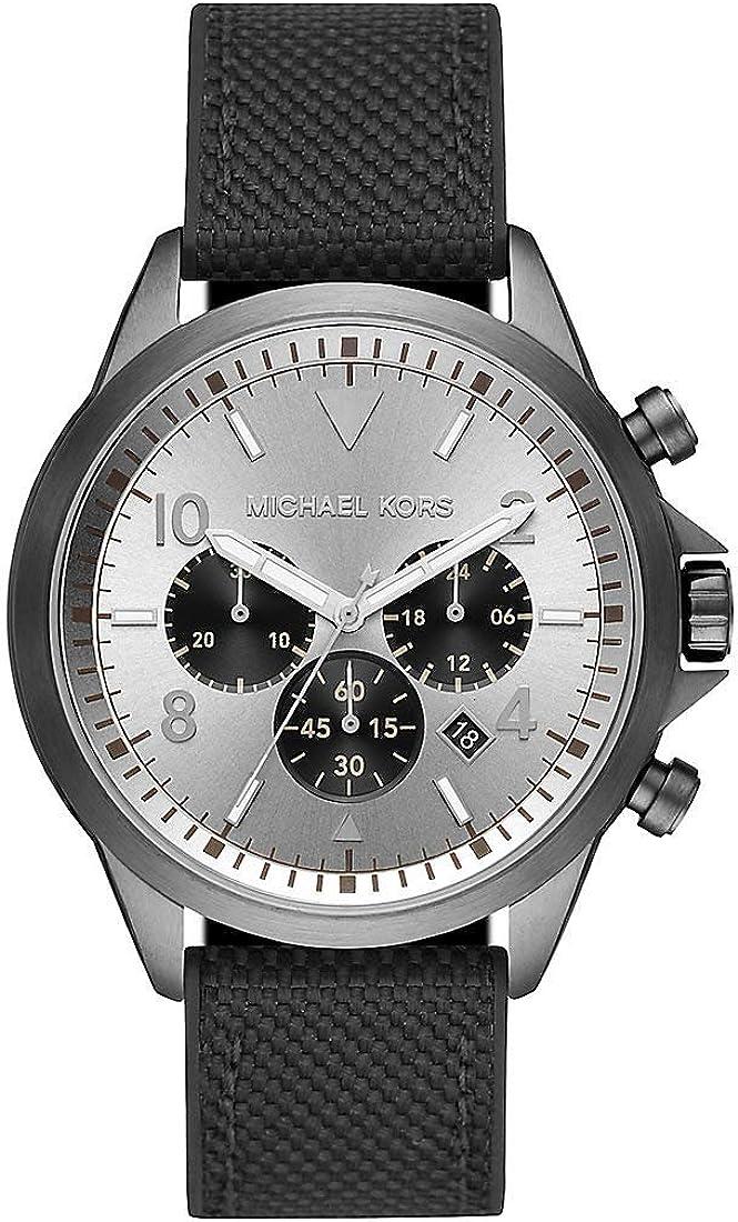 Michael Kors Gage - Reloj cronógrafo Moderno para Hombre - MK8787