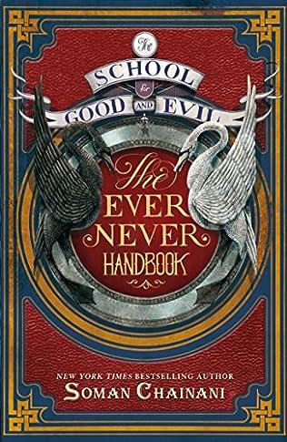 book cover of Ever Never Handbook