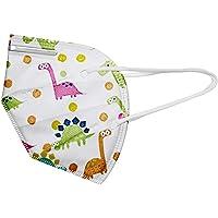 N / P Unidades Unisex Niños Infantil,Cómodo Desechables Bufanda, Filtro de Elásticos Moda Universal 5 Capa Elástico…