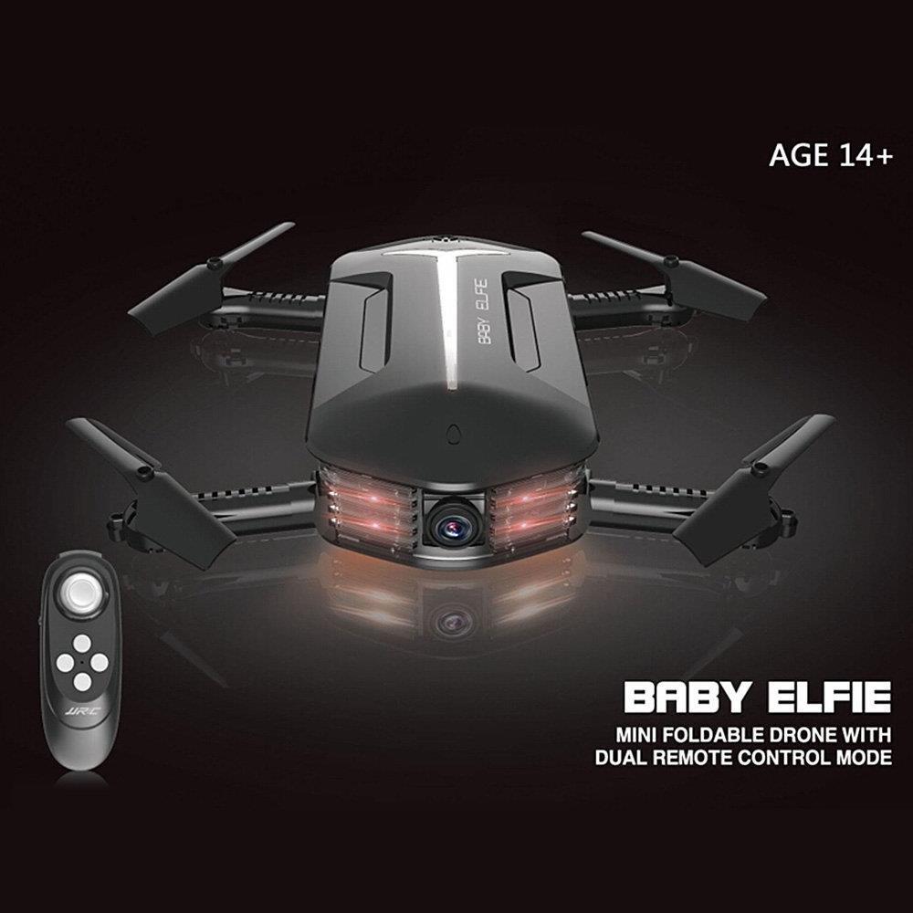 JJRC H37 Mini bebé Elfie WIFI FPV abejorro plegable con HD 720P ...