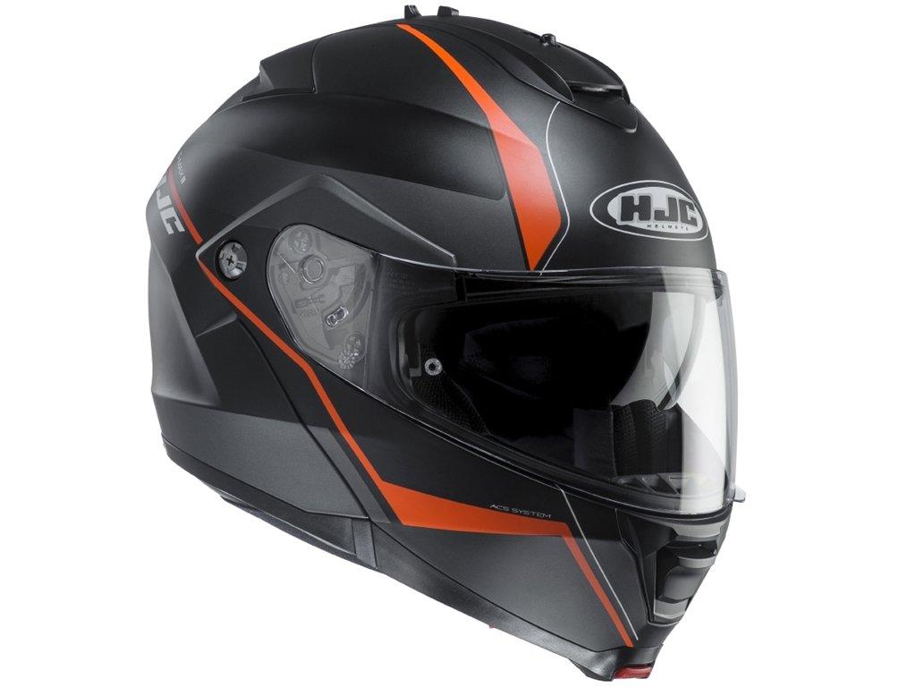 HJC 11562908 Casco de Moto, Blanco Perlado, Talla M: Amazon.es: Coche y moto