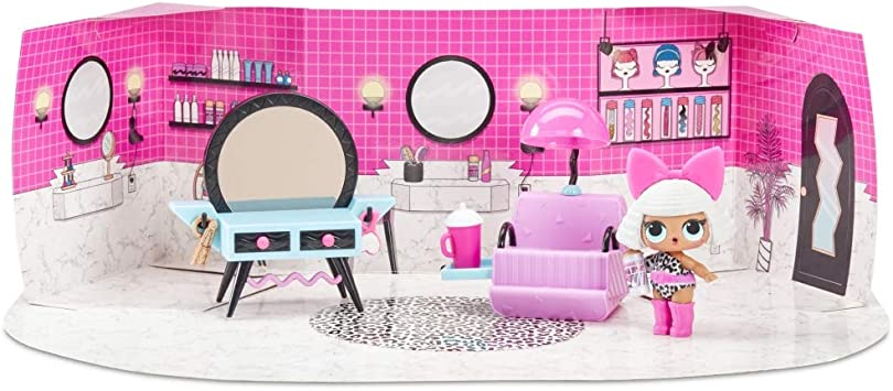 Giochi Preziosi LOL Surprise Spaces Pack with Salon and Diva, color/modelo surtido: Juguetes y juegos - Amazon.es