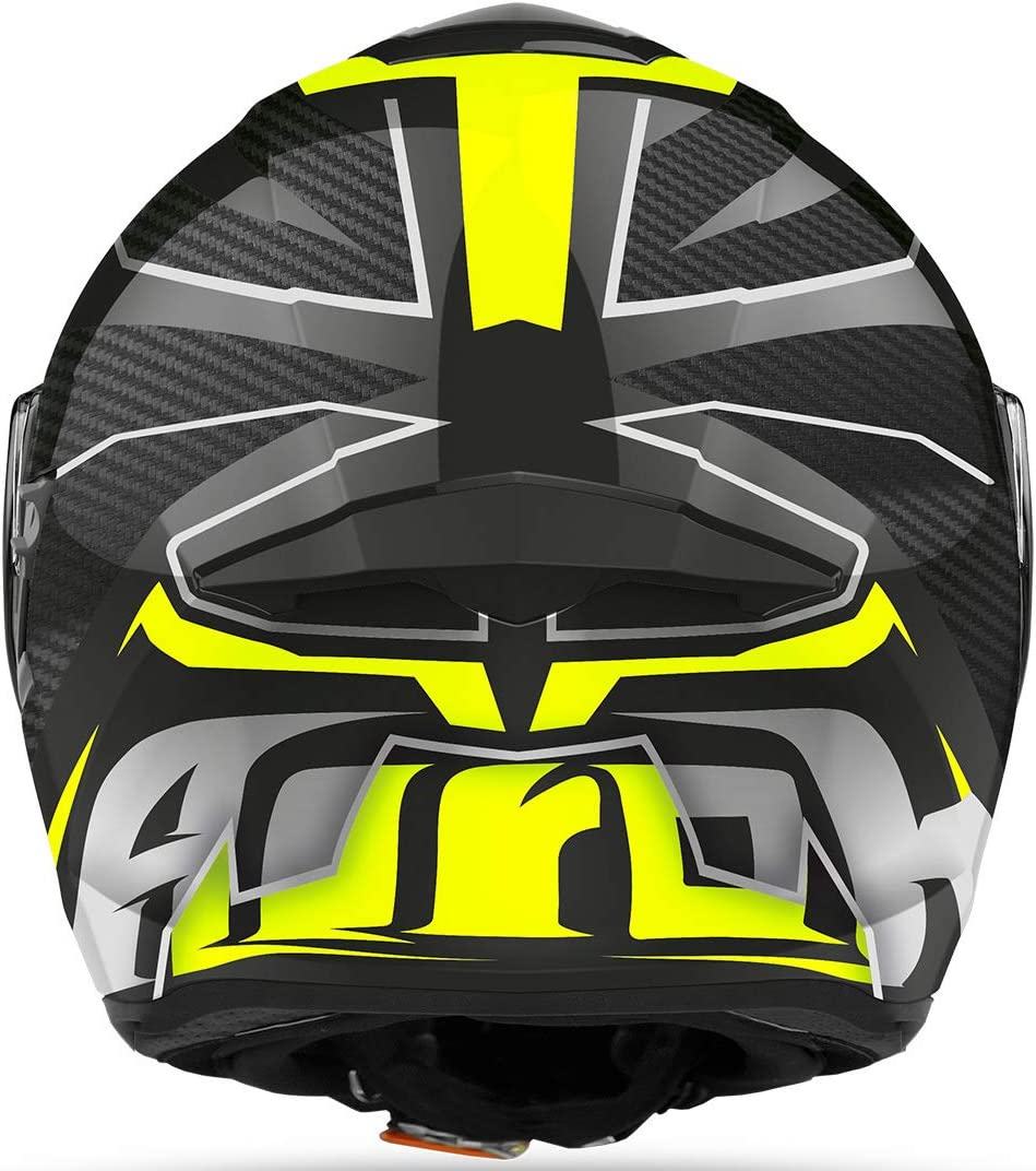 Airoh Casque ST.501 Prime Yellow Gloss XS