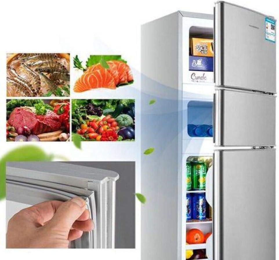 MYYQ Doble Puerta, pequeño refrigerador, pequeño hogar, 152L de ...
