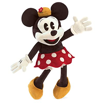 Folkmanis Disney Minnie Mouse Character Hand Puppet: Toys & Games