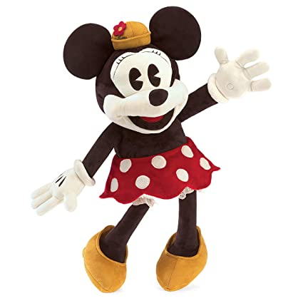 cf68bb3526f Image Unavailable. Image not available for. Color  Folkmanis Minnie Mouse  Character Hand Puppet