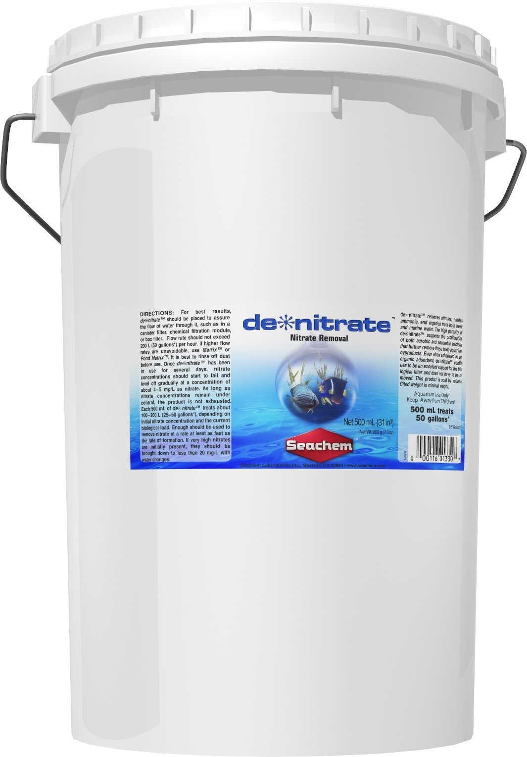 denitrate, 20 L / 5.3 gal. by Seachem