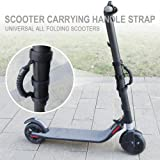 Facaily Hand Carrying Handle Band Shoulder Strap Belt for Xiaomi M365 Scooter Accessories