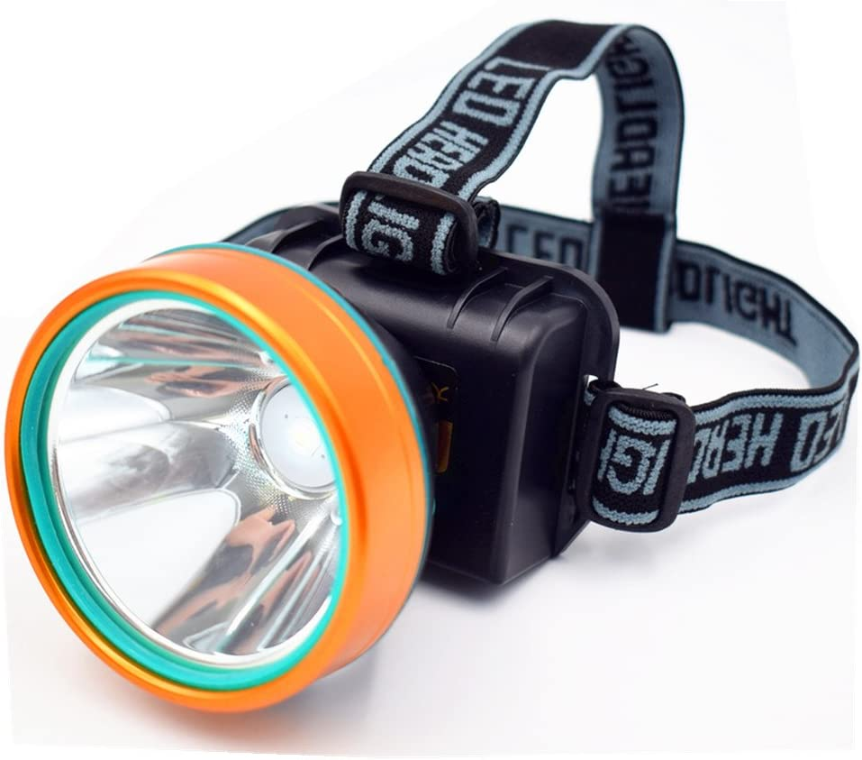 Obvie 50W Led Rechargeable Headlamp and 18W Kids Headlamp Brighter,Farther,Waterproof