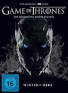 Game of Thrones - Staffel 7 (Repack) [Alemania] [DVD]