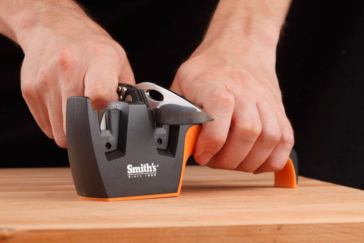 Smith's 50090 Edge Pro Pull-Thru Knife Sharpener