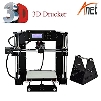 Anet X6 High Speed Precision DIY Impresora 3d printer Kit con ...