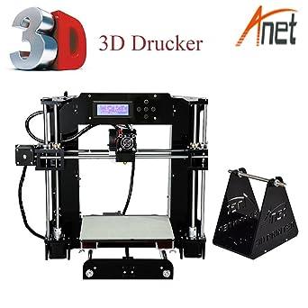 Anet X6 High Speed Precision DIY Impresora 3d printer Kit con ...