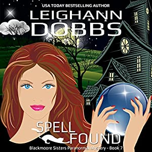 Spell Found Audiobook