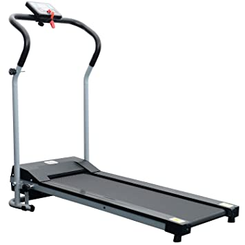 HOMCOM B1-0098 - Cinta de Correr para Fitness: Amazon.es: Deportes ...