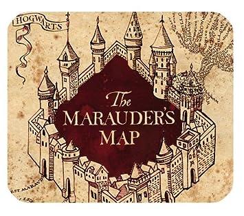 die karte des rumtreibers Harry Potter die Karte des Rumtreibers Custom Büro Rechteck