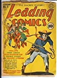 Leading #5 DC Golden Age Seven Soldiers of Victory early Green Arrow Very Good