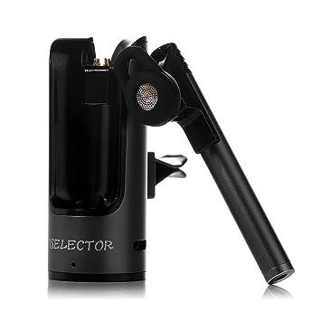 Iselector V28 - Auricular inalámbrico bluetooth manos libres (CSR4.1) para